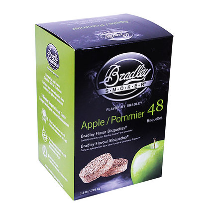 Apple Bisquettes (48 Pack)