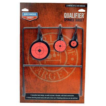 Qualifier .22 Spinner Target
