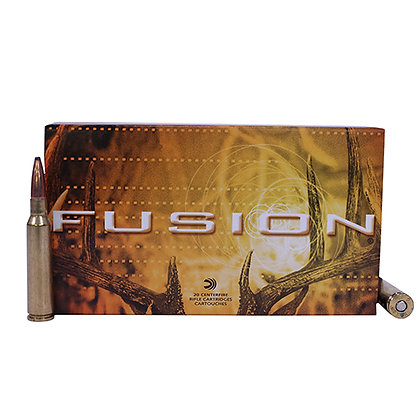 Fusion 6.5x55 Swed 140gr (Per 20)