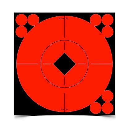"""6"""" Target Spots Per/10"""