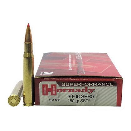 Ammo 30-06 Sprg 180gr SST SPF/20