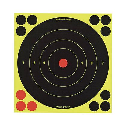 """TQ4-6 SNC 8"""" Round Target (Per6)"""