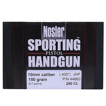 10mm 150gr JHP (250 ct)