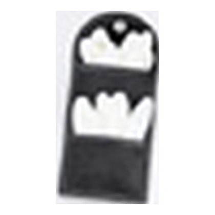 Double Glove Pouch, Black
