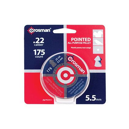 .22 Pellet Blister Card Per/175