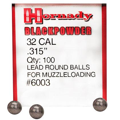 315 Lead Balls/100