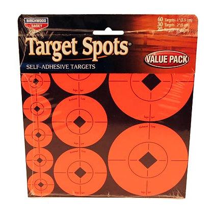 """1""""2""""3"""" Target Spots Assortment"""