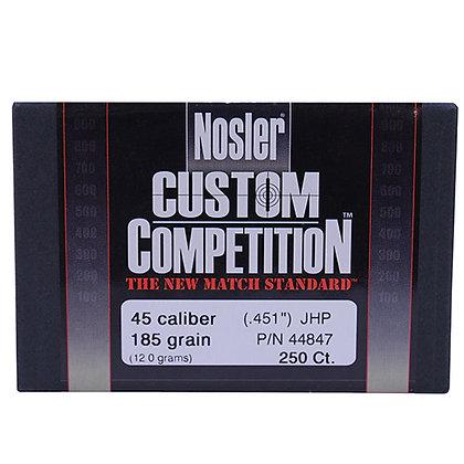 45 Cal 185gr CustCmp JHP (250 ct)