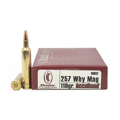 257 WbyMag 110gr AccuBnd (Per 20)