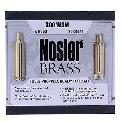300 WSM Brass (25 ct)