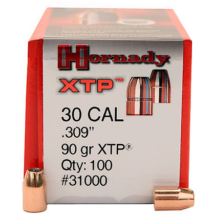 30 Cal .309 90gr XTP /100