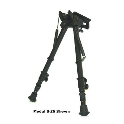 Bipod Bench Rest 6-9""