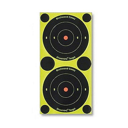 """B3-12 SNC 3"""" Round Target (Per48)"""