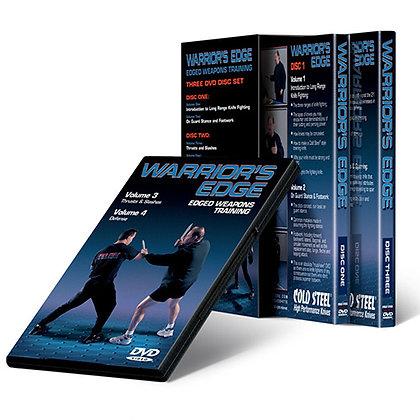 Warrior's Edge DVD Set