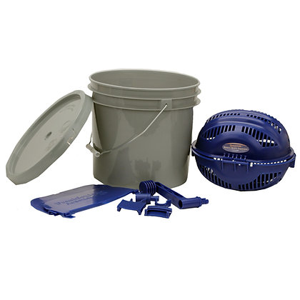 Quick-n-EZ  Rotary Sifter Kit