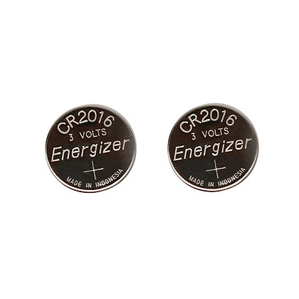 Cuffmate Coin Cell Batteries -2pk