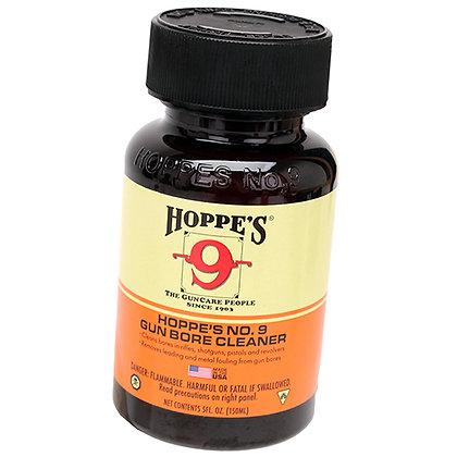 5 oz Hoppe's 9 Gun Bore Cleaner,Bottle