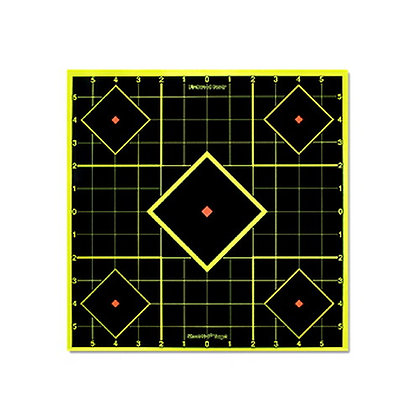 "SI-6 SNC 8"" SightIn Target (Per6)"