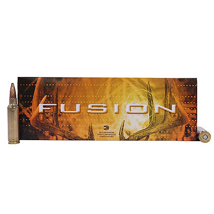 300 Win Short Mag 180gr Fusion