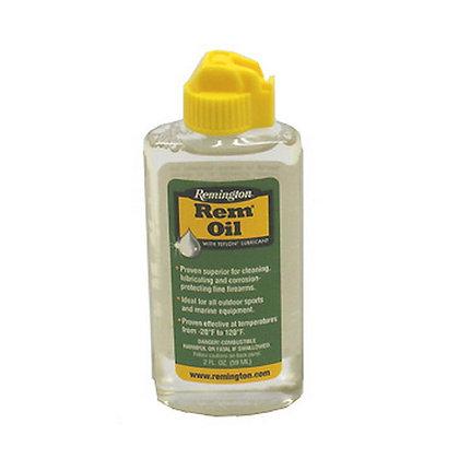 Rem Oil 2 oz. Bottle