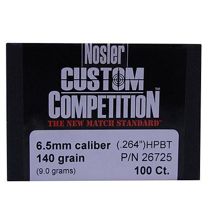 6.5mm 140gr CustCmp HPBT (250 ct)