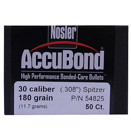 30 Cal 180gr  AccuBond (50 ct)