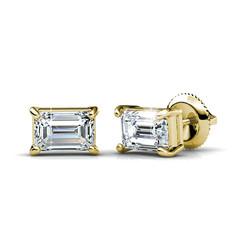 Y14K Diamond Studs