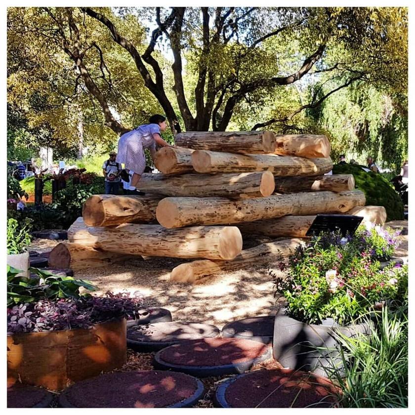Richard Bellemo Landscapes - Green Connections - Melbourne International Flower and Garden Show 2019