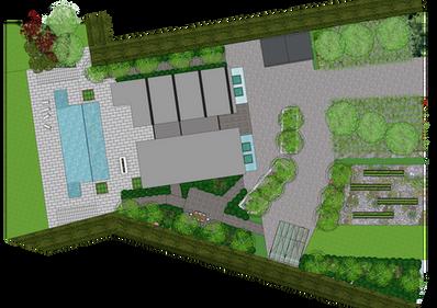 Country estate concept design Canberra