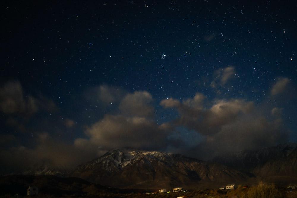 Starlight at Night