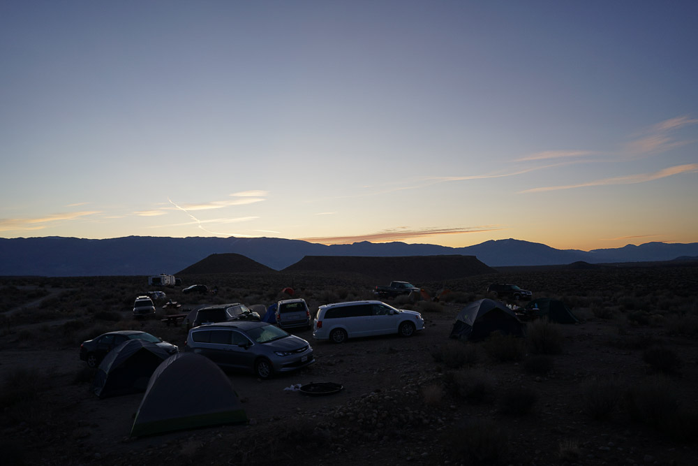 Camper Car Lot
