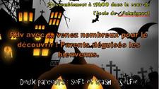 Animation Halloween !! Venez nombreux !
