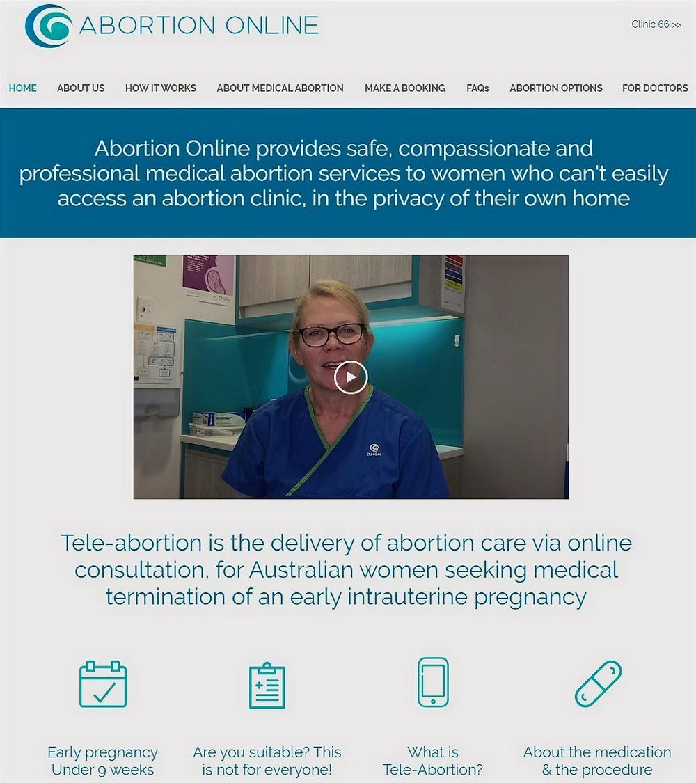 Abortion Online Website