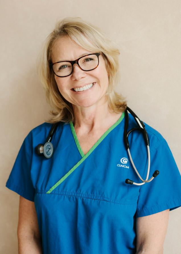 Dr Emma Boulton, Director, Clinic 66