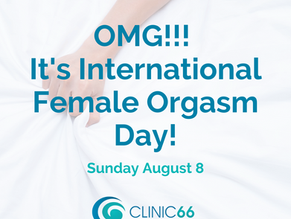 It's International Female Orgasm Day! Are you Coming?