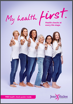 My Health First - lifestage booklet JH.P