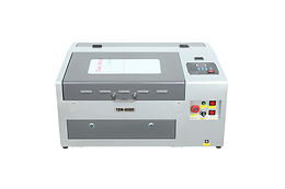 TEN-HIGH CO2  300x400mm Laser Engraving Cutting Machine with USB port.