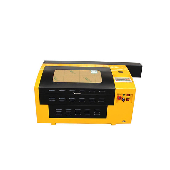 TEN-HIGH Upgraded Version CO2 300x500mm 50W 110V Laser Engraving Cutting Machine