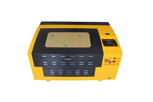 TEN-HIGH Upgraded Version CO2  300x400mm Laser Engraving Cutting Machine