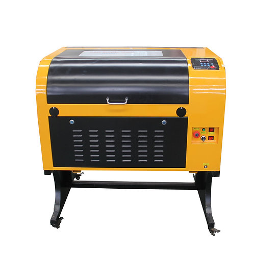 TEN-HIGH CO2 400x600mm Laser Engraving Cutting Machine with USB port