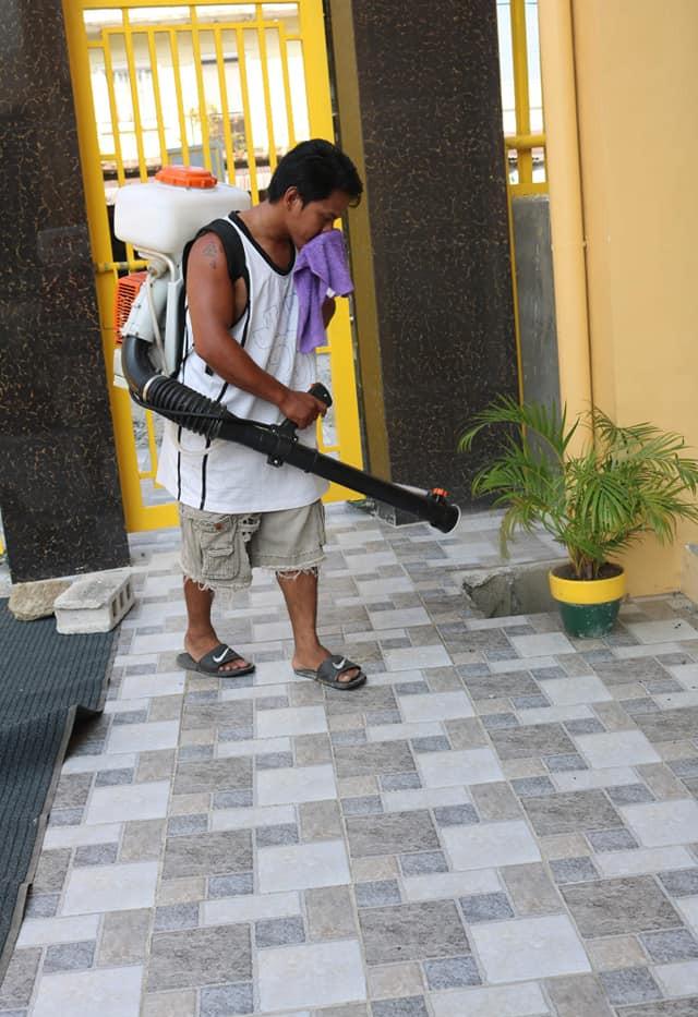 Anti-Dengue Misting last July 13, 2019