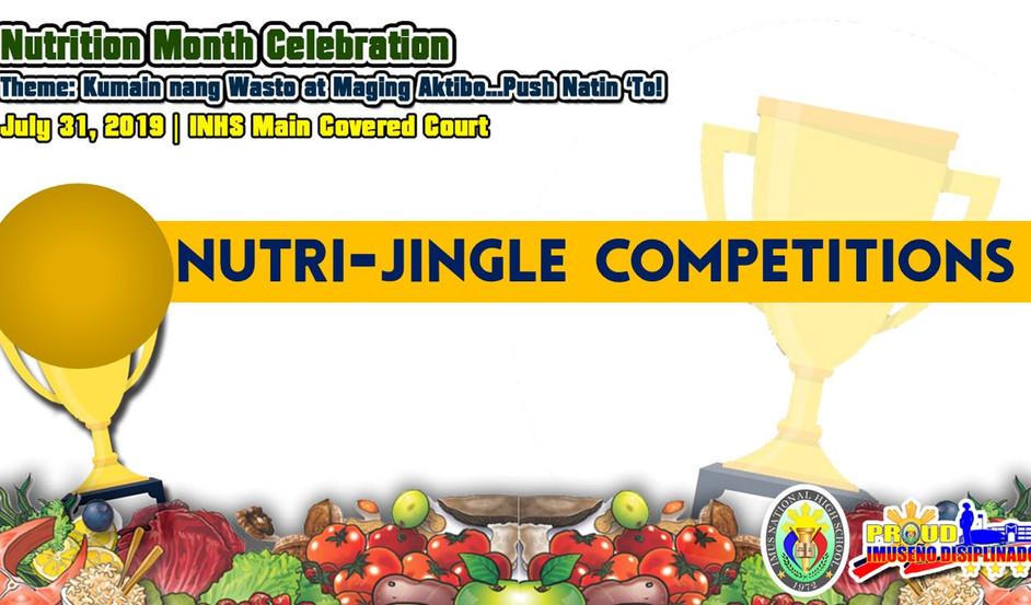 Nutri-Jingle Competition