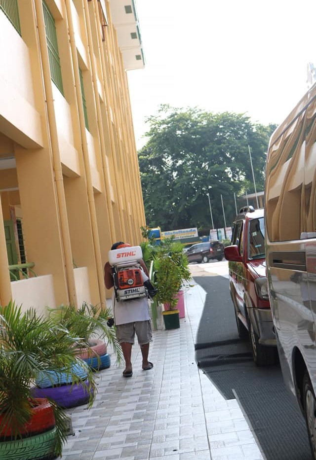 Anti-Dengue Misting last July 13, 2019
