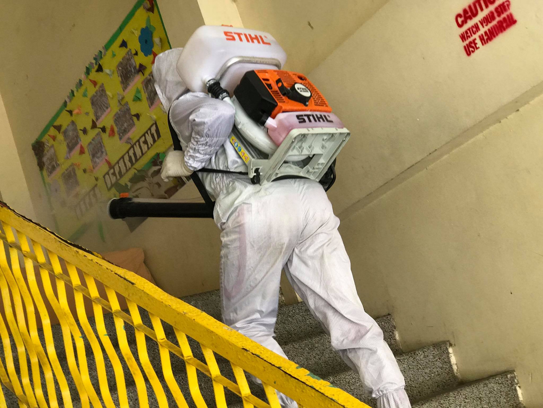 COVID-19 Disinfection Unit