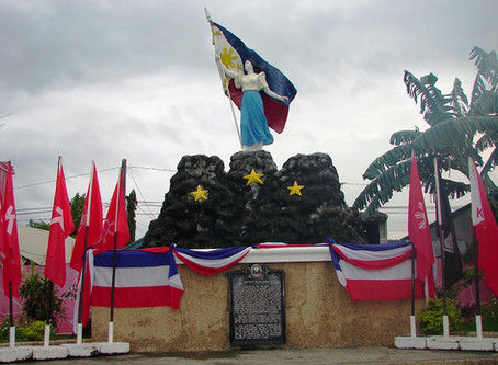 Minecraft Team 5: Battle of Alapan at Barrio Alapan