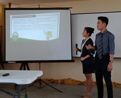 Research Title Presentation