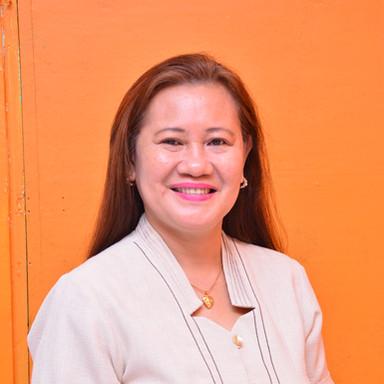 Ms. Cynthia Abeledo, HT VI, Filipino Dept.