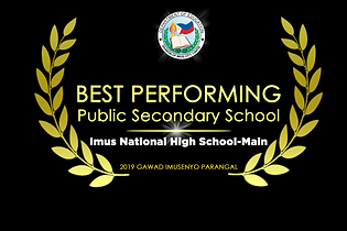 Best Performing Public Secondary School