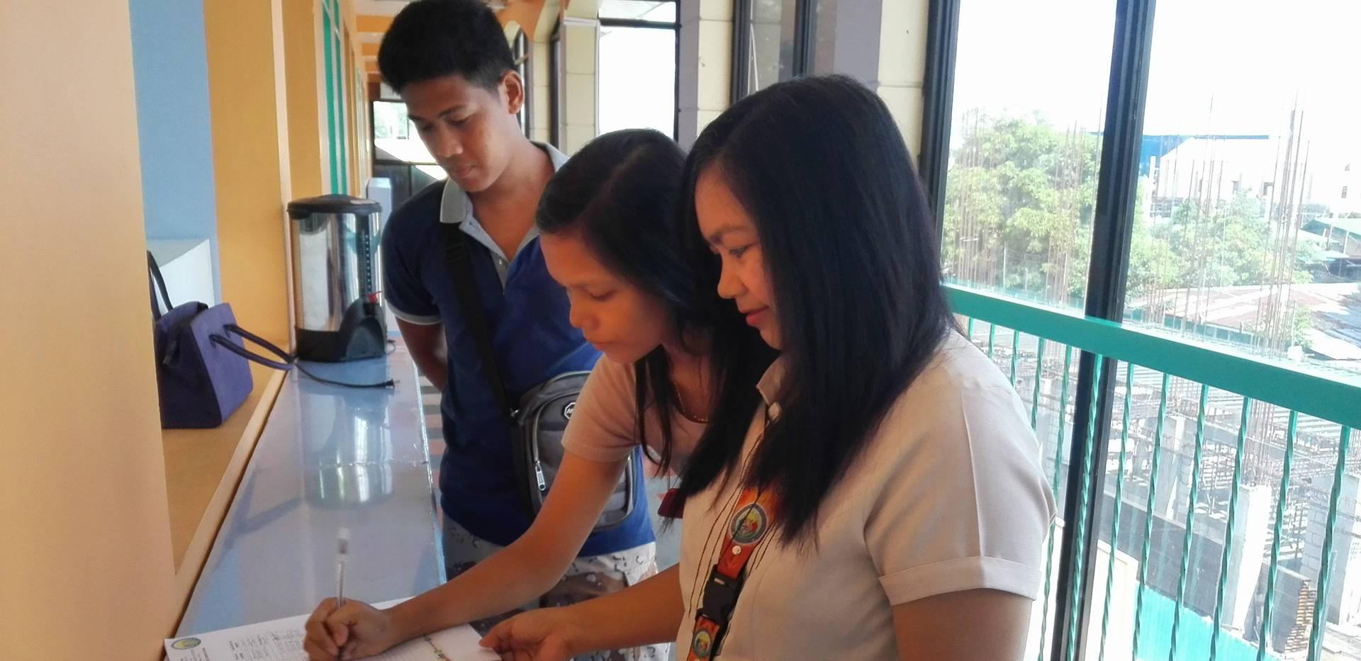 Open High School Students