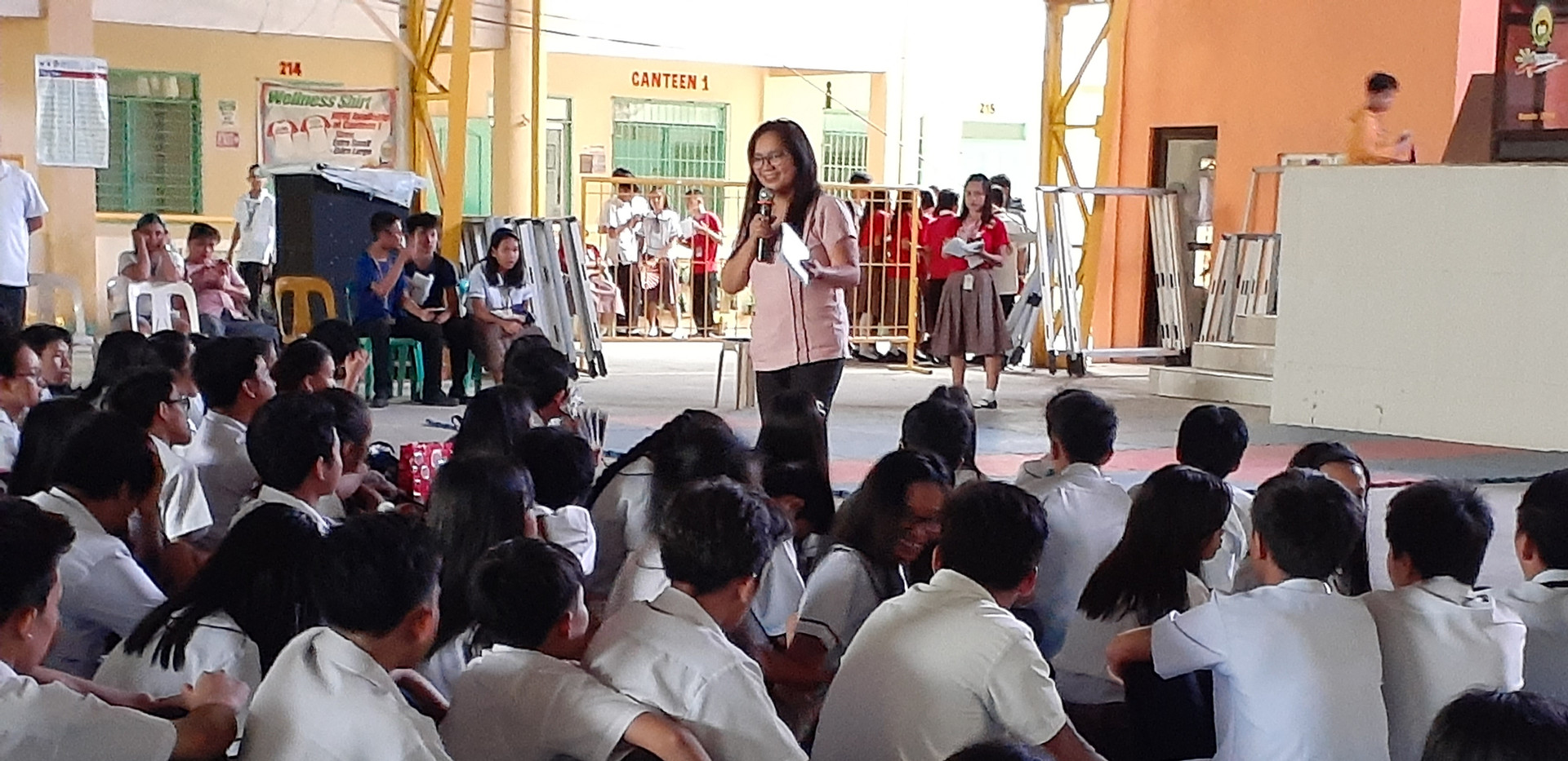 School Policy by Mrs. Cecilia S. Tacos
